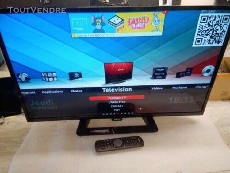 Télévision philips lcd 80cm 32phh4101/88