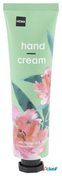 Hema crème pour les mains à l'eau de rose 65 ml
