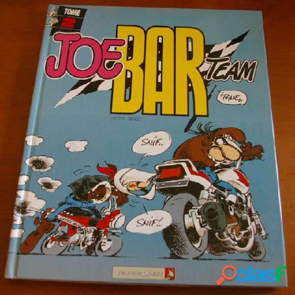 Joe bar team 2, stéphane deteindre et pierre-yves fourrier
