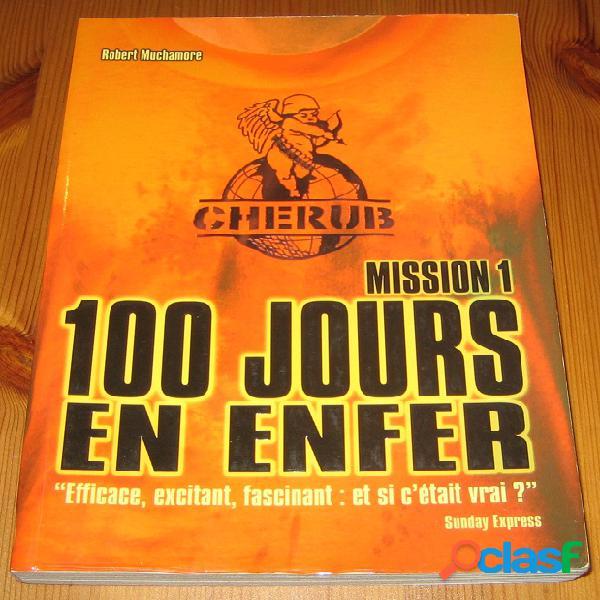 Cherub 1 – 100 jours en enfer, robert muchamore