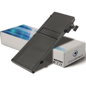 "Batterie 5800mah 10.95v apple macbook pro 13"" a1322 a1278"