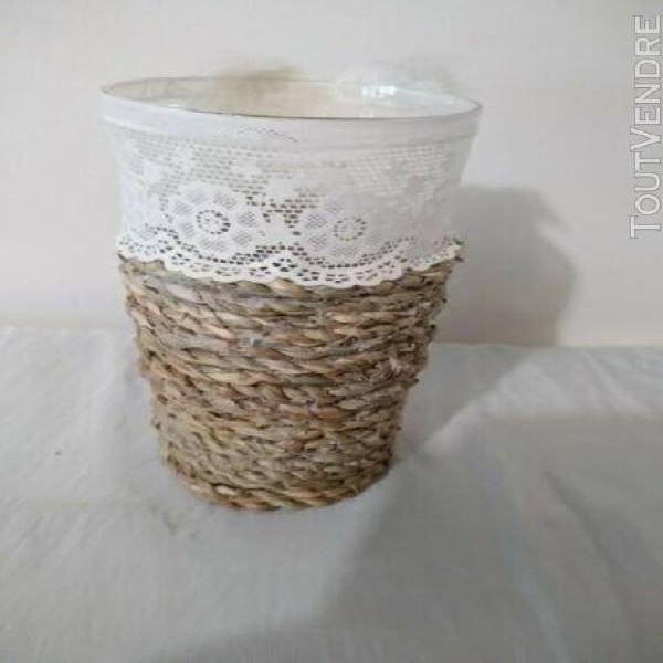 Décoration maison, pot ou vase, bohème.maison,