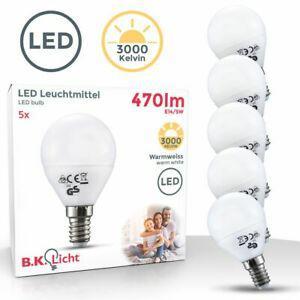 Ampoule led e14 ampoule d'économie d'énergie 5w