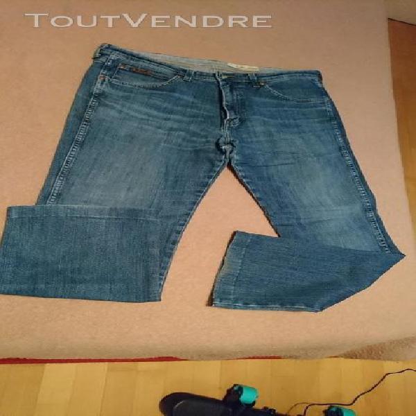 Jeans homme wrangler t. w36 l34 (44/46)