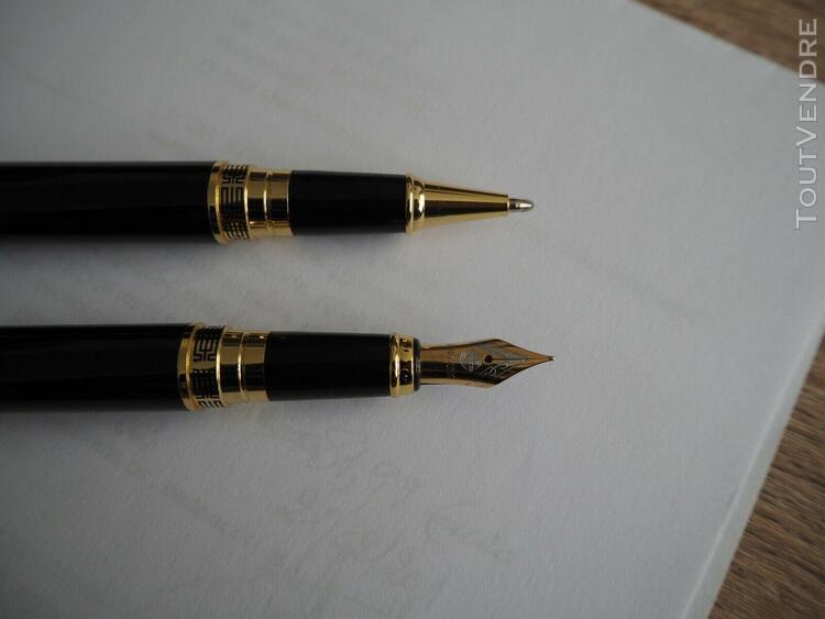 Parure de stylo plume + stylo mine