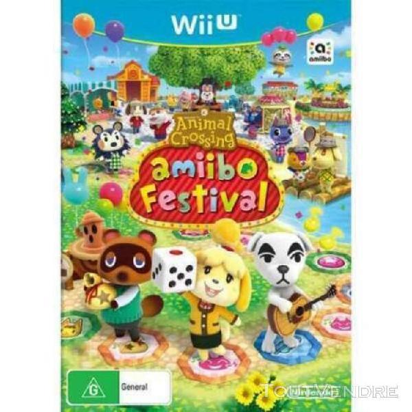 Animal crossing - amiibo festival / nintendo wii u / version