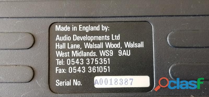 Audio Developments AD 261 9