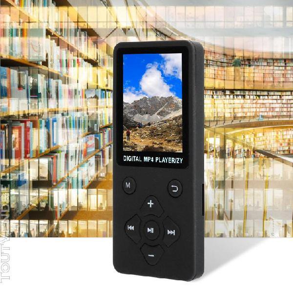 Lecteur mp4 lecteur de musique portable hifi mp4 player peti