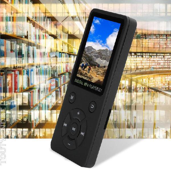 Lecteur mp4 t1 mini portable hifi mp4 player fm radio digita