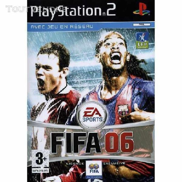 Jeux vidéo fifa 06 playstation 2 (ps2) 5030931045783