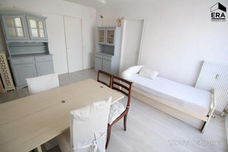 Appartement t2 meublé proche canal 43 m2