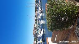 Appt t2 en rez de jardin avec vue sur la marina