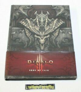book of cain - diablo iii 3 - version us ++