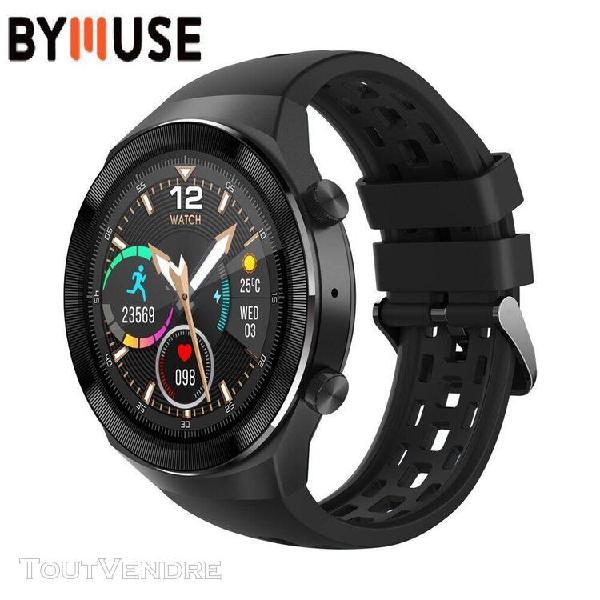 bymuse montre connectée q8 pk gt 2e pour android et ios,