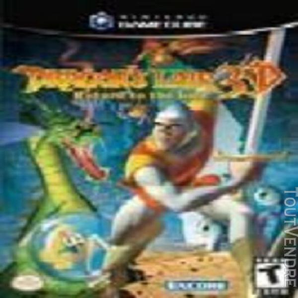 dragon's lair 3d - special edition