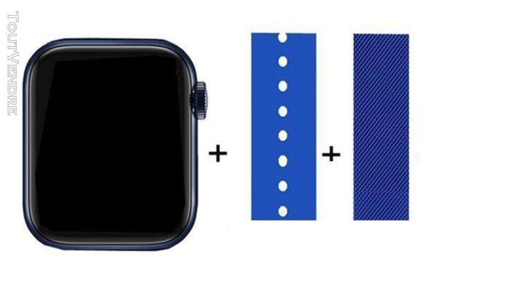 montre connectée hw12 hw22 pour hommes et femmes, bracelet