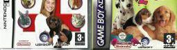 pack animal - 2 jeux de consoles
