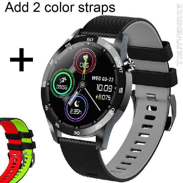 shinsklly montre connectée pour les hommes et les femmes,