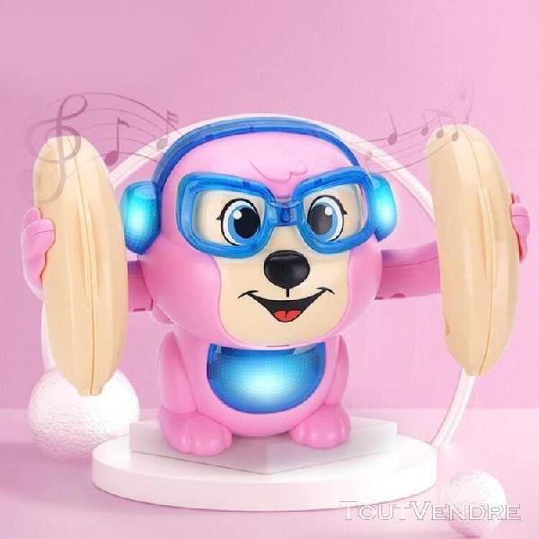 sonew jouet À commande vocale commande vocale little monkey