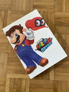 super mario odyssey guide officiel uk