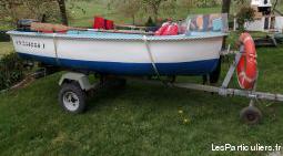 vend bateau pêche promenade de 3. 50 mètres