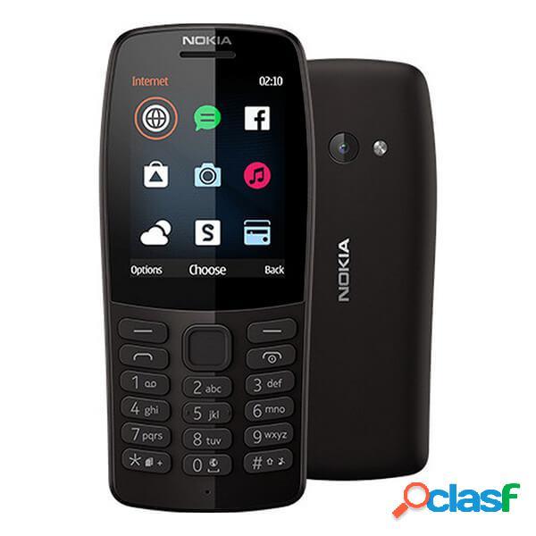Nokia 210 16go noir dual sim