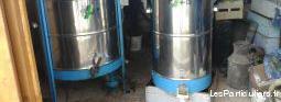 Extracteur de miel babymatic electrique 12 1 / 2 ca