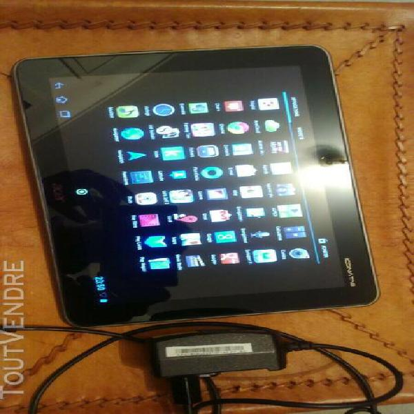 Informatique tablette acer iconia a210 16go +carte sd 16go