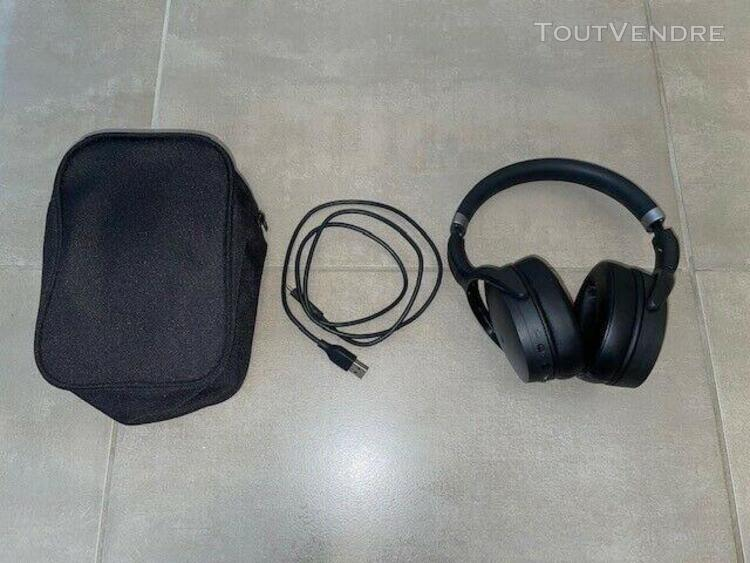 Casque audio bluetooth sennheiser hd 450 bt