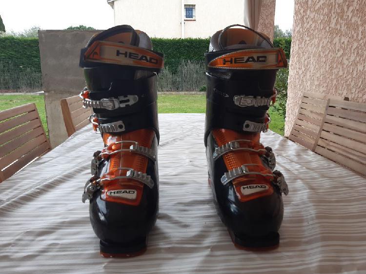 Chaussures de ski neuf, bérat (31370)