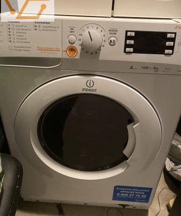 Machine a laver innex indesit en parfait etat...