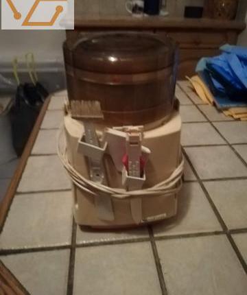 Mixeur hachoir moulinex vintage occasion,