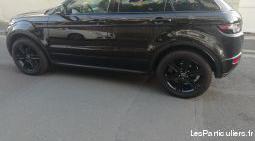 Range rover evoque sd4 full black