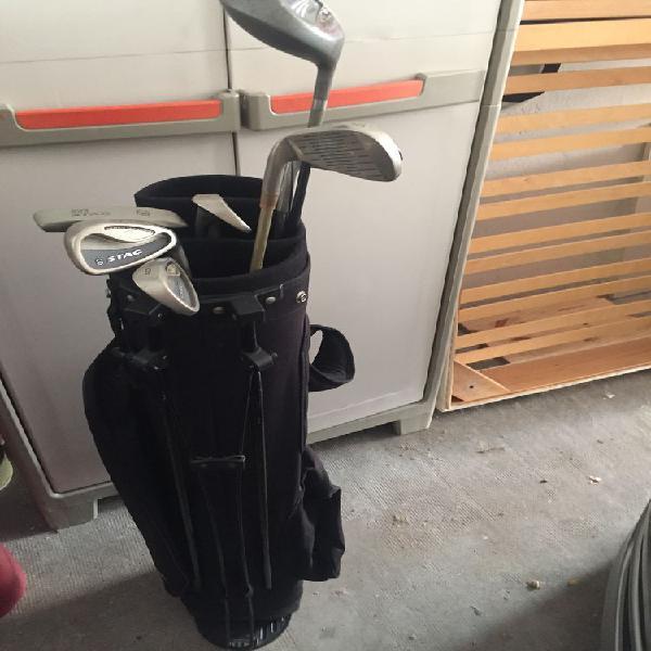 Sac et clubs de golf neuf, antibes (06600)