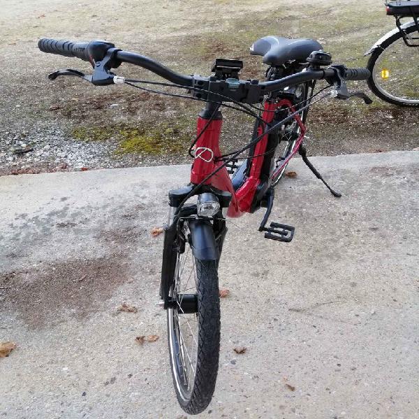 Vélo électrique occasion, breuillet (17920)