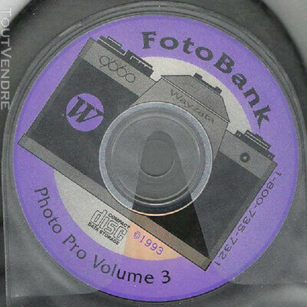 Cd iso 9600 fotobank pro volume 3 collection