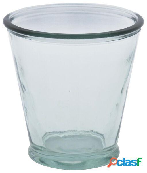 Hema verre à eau 200 ml verre recyclé