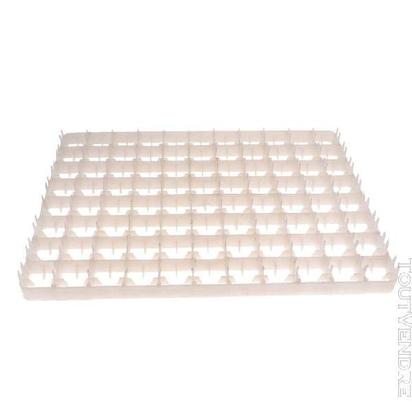 88-slots egg incubator tray chicken quail poultry tray egg h