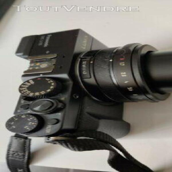 Panasonic lumix dmc-lx100 12,8 mpix appareil photo compact -
