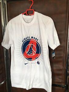 Tee shirt nike paris saint germain 2015 collector neuf