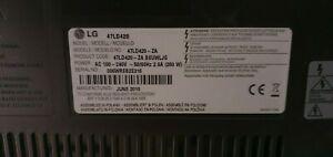 Téléviseur lcd 119 cm (47 pouces) 1080p - lg 47ld420