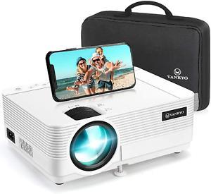 Videoprojecteur 1080p full hd mini projecteur portable home