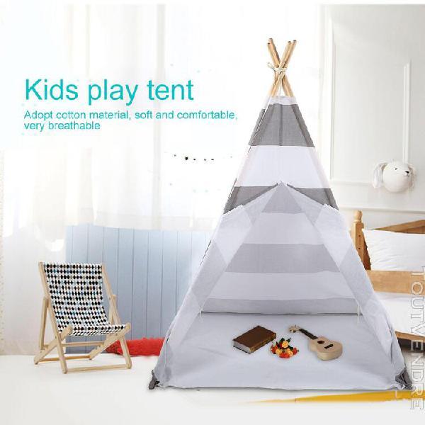 Tente de tipi tente de jeu pour enfants tipi pour enfants ma