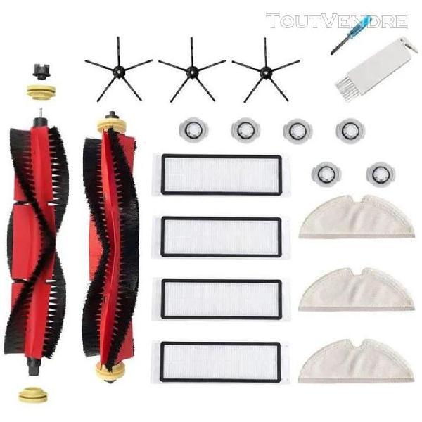 19 pièces aspirateur pièces accessoires kit pour xiaomi