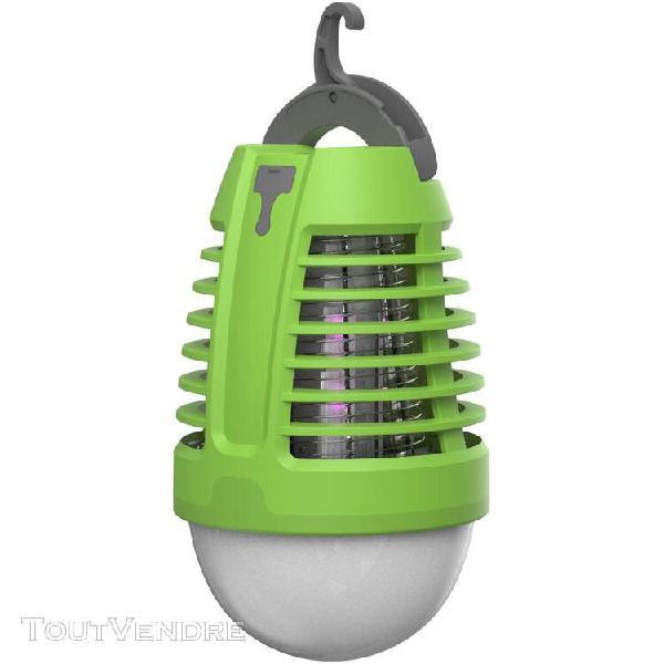 Anti moustique nityam ampoule 2 en 1 charge usb