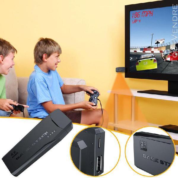 Système linux mini hdmi 4k tv console de jeu rétro à la