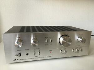 Akai am 2250 / serviced / good condition amplificateur /