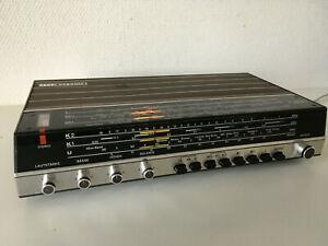 Amplificateur tuner itt oceanic stereo 3000 receiver