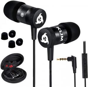Klim fusion ecouteurs haute qualité audio - durables +