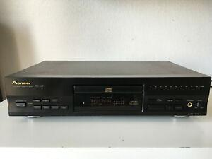 Pioneer pd 207 compact disc player / good condition /